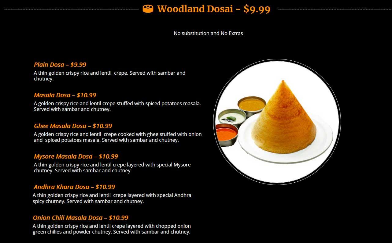 woodland-dosai